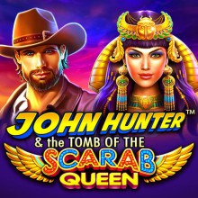 John Hunter -  Scarab Queen